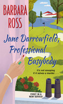 Jane Darrowfield Professional Busy Body (USED)