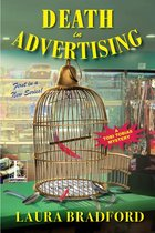 Death in Advertising; A Toby Tobias Mystery (USED)