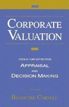 Corporate Valuation; Tools for Effective Appraisal and Decision Making (USED)