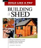 Building a Shed (USED)