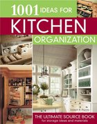 1001 Ideas for Kitchen Organization (USED)