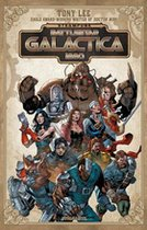 Steampunk Battlestar Galactica 1880 (USED)