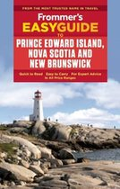 Frommer's Easy Guide to Prince Edward island, Nova Scotia and New Brunswick (USED)