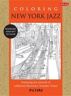Coloring: New York Jazz