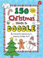 150 Christmas Things to Doodle