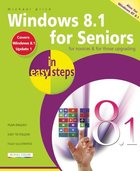 Windows 8.1 for Seniors; for novices and those upgrading (USED)