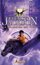 Percy Jackson Las Maldicion Del Titan (USED)